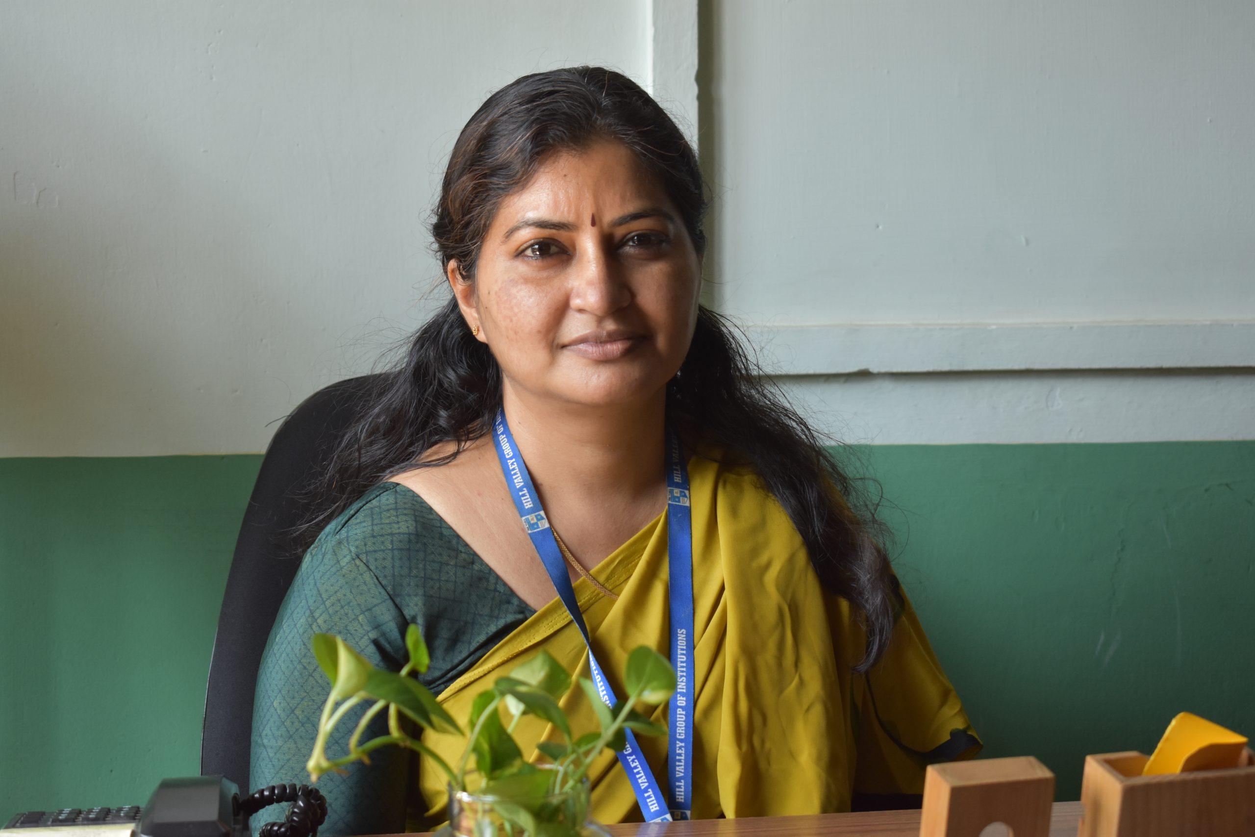 Ms. Deepa Nair