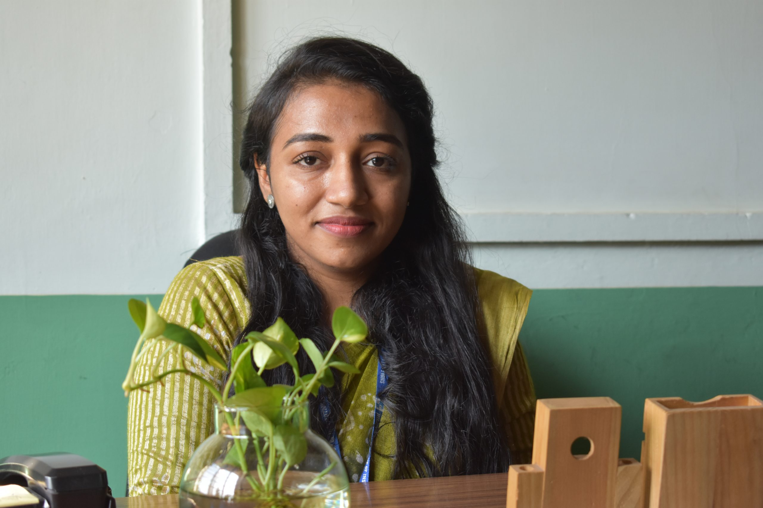 Ms. Ashmi Jamal
