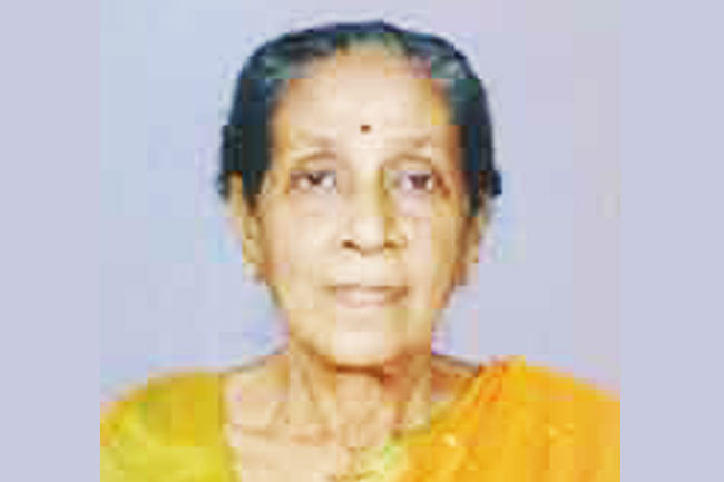 Mrs. Lily Varghese