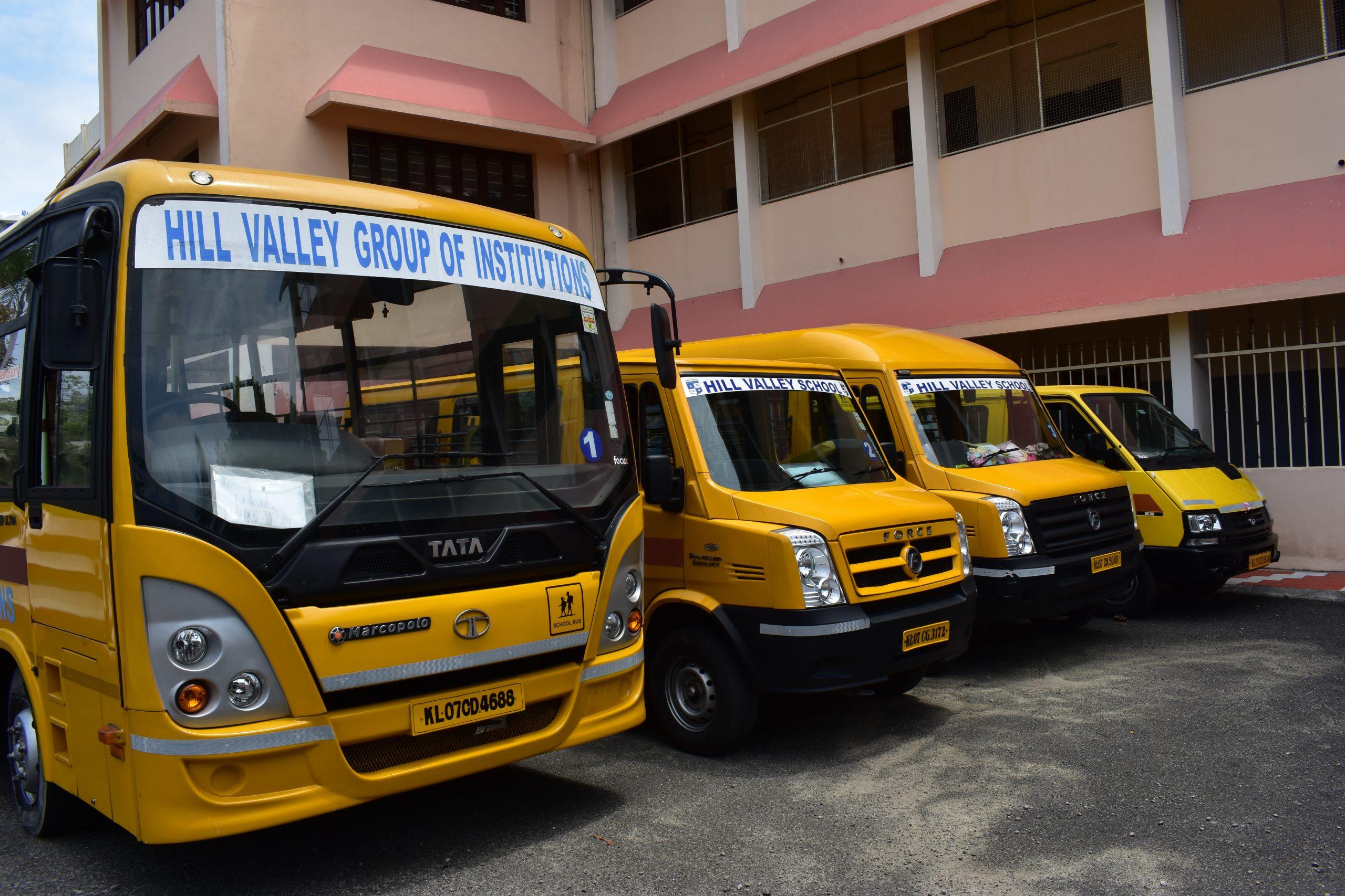 School Conveyance (School Bus/Van)