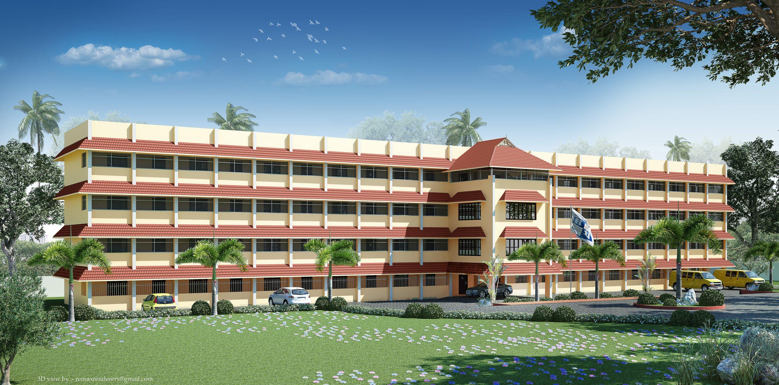 Hill Valey School 01